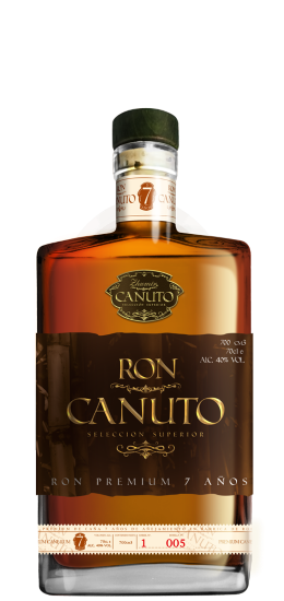 Ron Canuto Selecion Superior 7 Anos 40° cl70 Gift Box