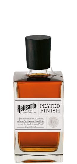 Rum Relicario Peated Finish 40° cl70 Gift Box