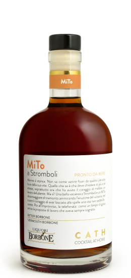 CATH Cocktail AT Home - MiTo a Stromboli 22° cl50