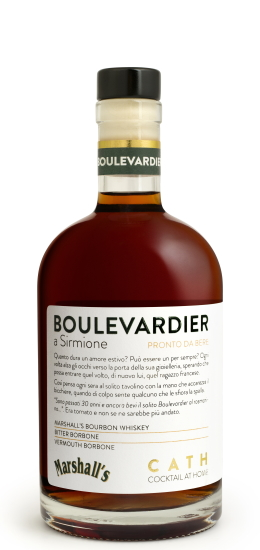 CATH Cocktail AT Home - BOULEVARDIER a Sirmione 28° cl50