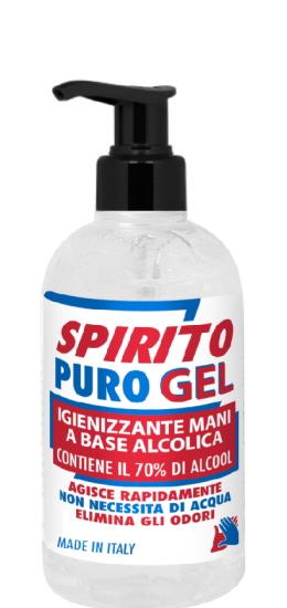 Spirito Puro Gel Igienizzante Mani Erogatore ml500