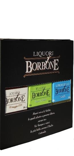 Confezione Borbone Mix 3 bt. 30° cl10