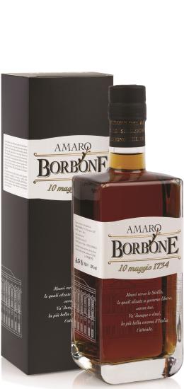 Borbone Amaro 10 maggio 1734 con Astuccio 30° cl70