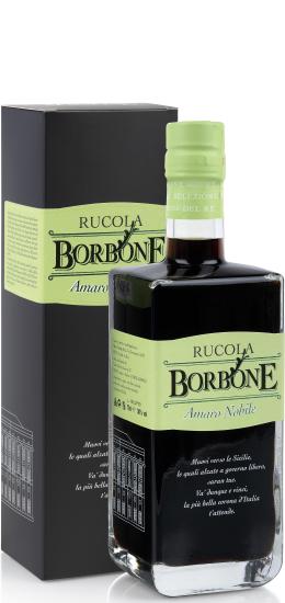 Borbone Rucola Amaro Nobile con Astuccio 30° cl70