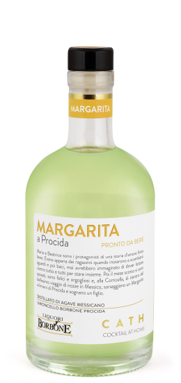 CATH Cocktail AT Home - MARGARITA a Procida 28° cl50