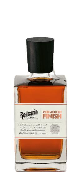 Rum Relicario Vermouth Finish 40° cl70 Gift Box